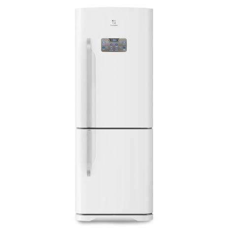 afdb965d0 Refrigerador Frost Free Bottom Freezer Inverter Branco 454 Litros (IB53) -  Electrolux