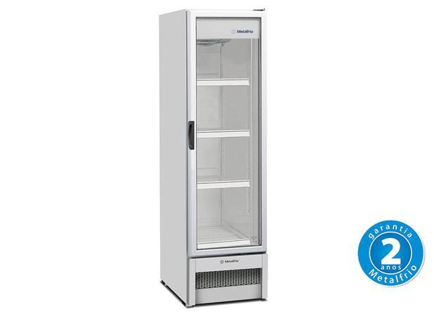 Imagem de Refrigerador Vertical 1 Porta Vidro 324 L 220 V - VB28R - Metalfrio - 0MT 065