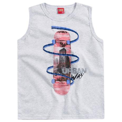 97f90b5a28 Regata Menino Via Urbana - Kyly - Camiseta e Blusa Infantil ...