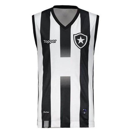 bda712829b8ed Regata Topper Botafogo 1 Vôlei 2017 - Camisa de Time - Magazine Luiza