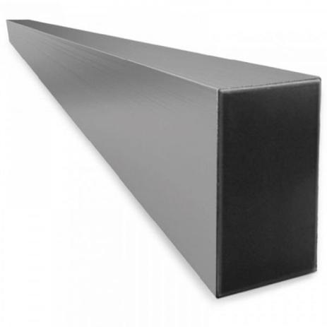 Imagem de Régua de Alumínio Para Pedreiro Reforçada  Referência Interna 2 MT