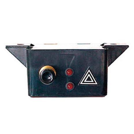Imagem de Relé de pisca 12v 400w 4 terminais, com suporte, com acionador e led indicador, pisca alerta