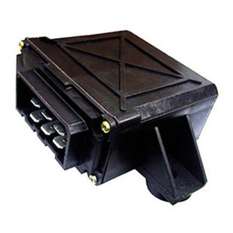 Imagem de RELÉ DE PISCA 6 TERMINAIS 24V COM SUPORTE VOLVO N10 N12 NL10 NL12ATÉ 1992 MARCOPOLO  Forne
