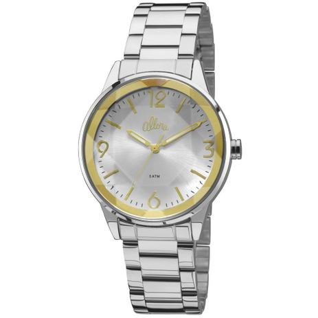 82c9f6f6aefb8 Relogio Allora Feminino Analogico - Al2035fat 3k - Relógio Feminino ...