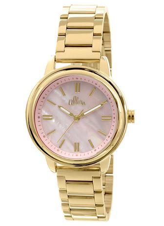 Relógio Allora Feminino Analógico Dourado AL2035EZY4Q - Relógio ... 80a0d3fb64