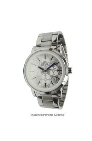Imagem de Relógio allora feminino prata ref. al2035ezb/3b