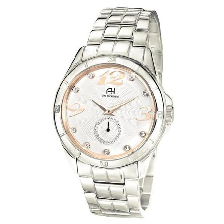 9ea25c642 Relógio Ana Hickmann Feminino - AH28599Q - Magnum - Relógio Feminino ...