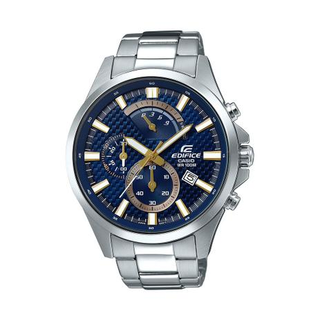 f98d02cb975 Relógio Analógico Casio Edifice Masculino EFV-530D-2AVUDF - Relógio ...