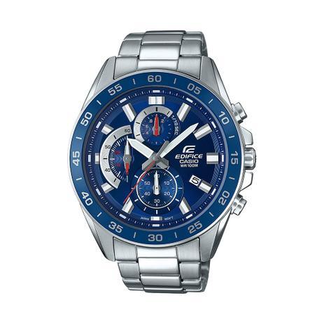 372446834e0 Relógio Analógico Casio Edifice Masculino EFV-550D-2AVUDF - Relógio ...