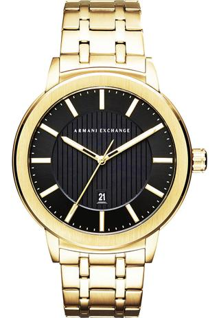 00b6fe9a91e56 Relógio Armani Exchange AX14564PN Dourado - Relógios - Magazine Luiza
