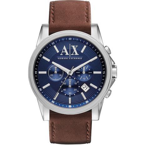 42dee97311256 Relógio Armani Exchange AX2501 0AN - Relógio Masculino - Magazine Luiza