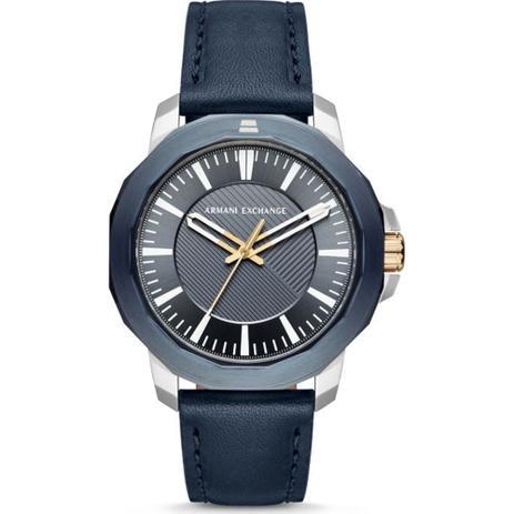 fdf1ec24711 Relógio Armani Exchange Masculino Classic Ryder Azul - Ax1905 0an ...