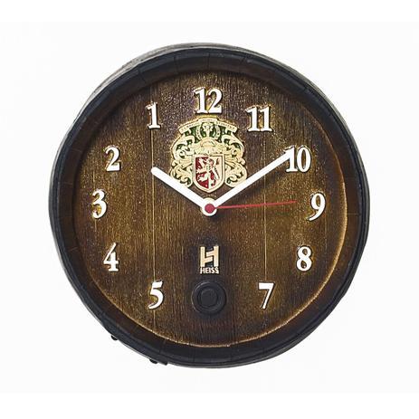 e9dd699c947 Relógio Barril Anti Horário P - Karin grace - Relógio de Parede ...