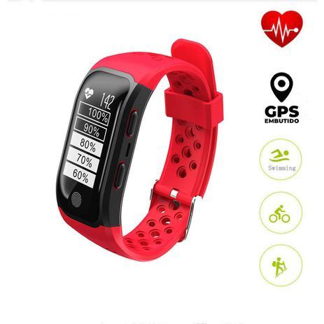 e55f3bd4be0 Relógio Bluetooth S908 GPS