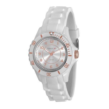 5d75861670c Relógio branco feminino Speedo 81170L0EVNV2 - Relógio Feminino ...