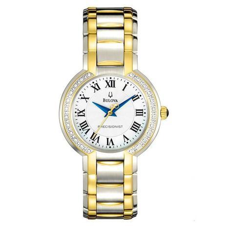 7b31f11f927 Relógio Bulova Feminino Precisionist - WB27618S - Magnum group ...