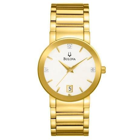 729bd593756 Relógio Bulova Feminino - WB21972H - Magnum group - Relógio Feminino ...