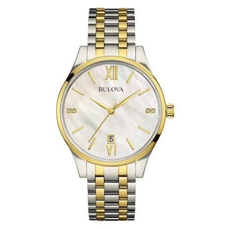 3ad2ea59272 Relógio Bulova Feminino - WB22373B - Magnum - Relógio Feminino ...