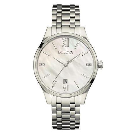 67050e6cfc5 Relógio Bulova Feminino - WB22373Q - Magnum - Relógios - Magazine Luiza