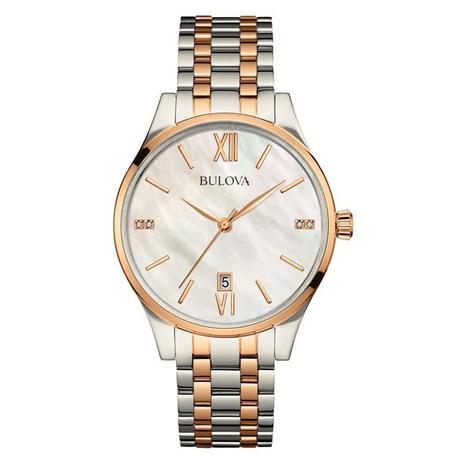 9eb5c50f571 Relógio Bulova Feminino - WB22373S - Magnum - Relógio Feminino ...