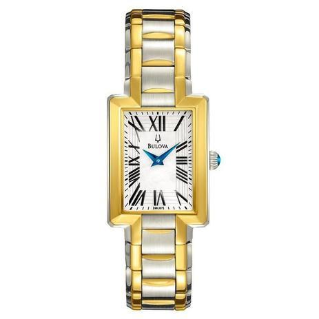 00796fff60f Relógio Bulova Feminino - WB27609S - Magnum group - Relógio Feminino ...