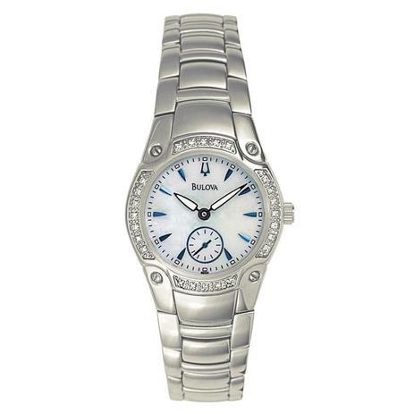 7be43b9eda9 Relógio Bulova Feminino - WB29885Q - Magnum - Relógio Feminino ...