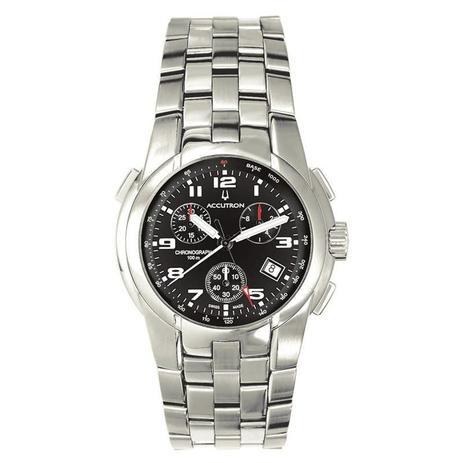 d067a2e8221 Relógio Bulova Masculino Accutron - WB30677T - Magnum - Relógio ...
