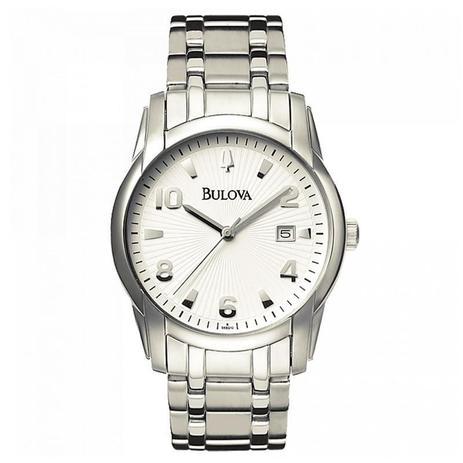 f1f062551bd Relógio Bulova Masculino Dress - WB21294Q - Magnum - Relógio ...