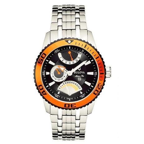 effc7eebec4 Relógio Bulova Masculino Marine Star - WB30926J - Magnum - Relógio ...