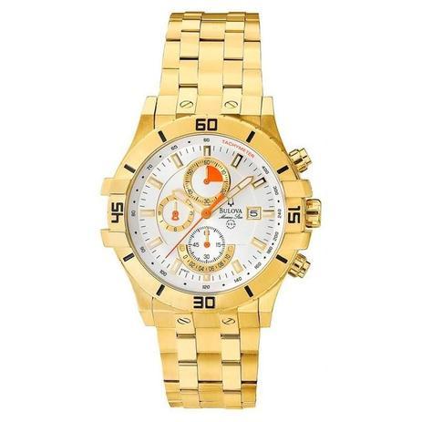 09d954b2377 Relógio Bulova Masculino Marine Star - WB30999H - Magnum - Relógio ...