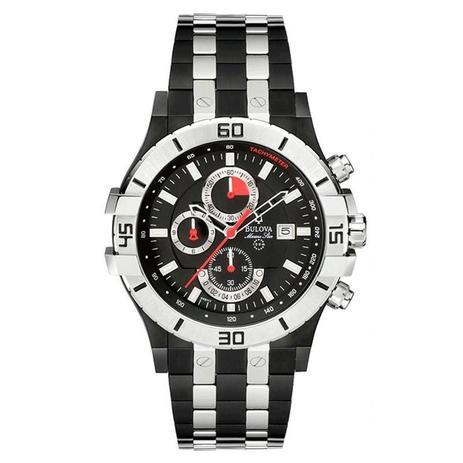 320b4818ff5 Relógio Bulova Masculino Marine Star - WB30999T - Magnum - Relógio ...