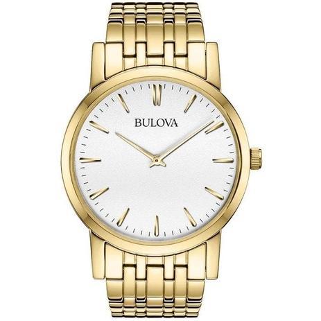 0a52f21cc6c Relógio Bulova Masculino Ref  Wb21669h Slim - Relógio Masculino ...
