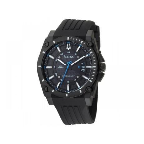 013c9303f46 Relógio Bulova Precisionist 98b142   Wb31014p - Relógio Masculino ...