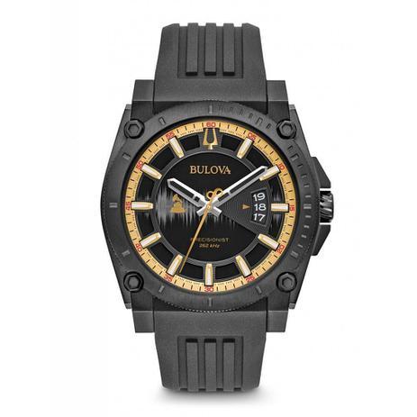 2fbb0064e0e Relógio Bulova Precisionist Gammy Limited Edition 98B294 - Relógio ...
