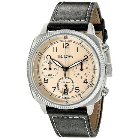 32e076a42e4 Relógio Bulova UHF Military Chrono 96B231 - Relógio Masculino ...