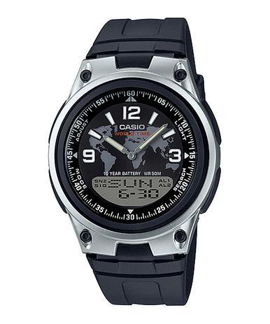 9c3535655a9 Relógio Casio Anadigi Masculino Aw-80-1a2vdf - Relógio Masculino ...