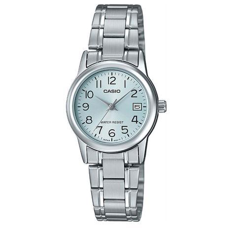 f4b43fba5513f Relógio Casio Collection Analógico Feminino LTP-V002D-2BUDF ...