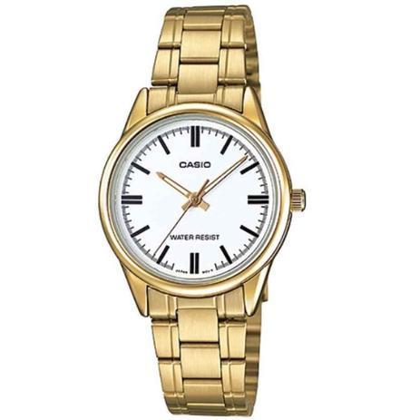 64d840e9dc6 Relógio Casio Collection Analógico Feminino LTP-V005G-7AUDF