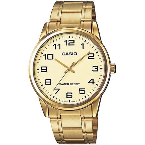 0775241b6d0 Relógio Casio Collection Analógico Unissex MTP-V001G-9BUDF - Relógio ...