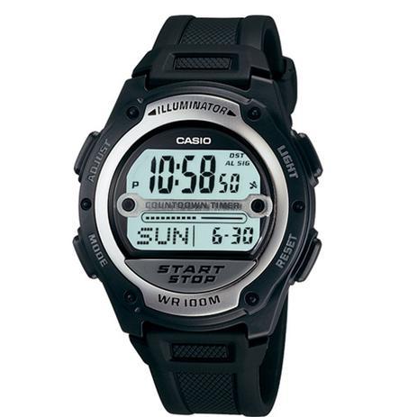 38ce2fcc549 Relógio Casio Digital Masculino W-756-1AVDF - Relógio Masculino ...