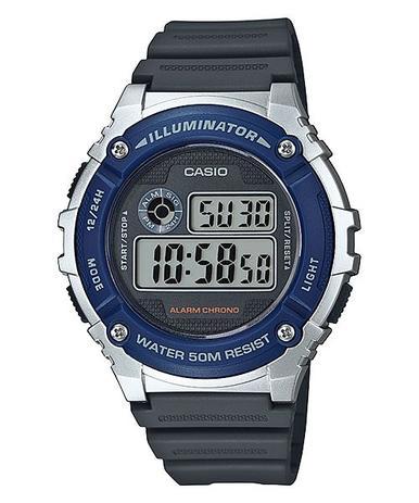 Relógio Casio Digital Standard Masculino W-216H-2A - Relógios ... e42d59fa9b