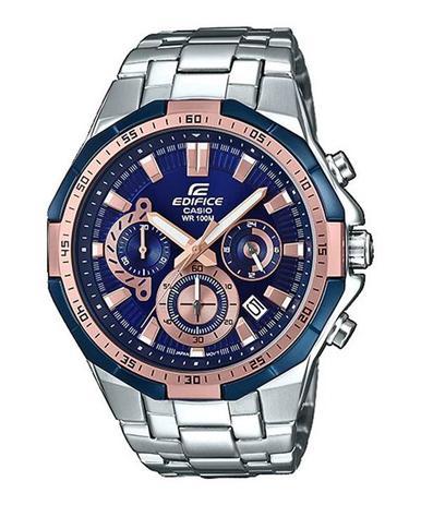 a614ae8530f Relógio Casio Edifice Masculino EFR-554D-2AVUDF - Relógio Masculino ...