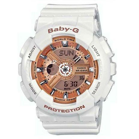 a636ea4af66 Relógio Casio Feminino BA-110-7A1DR - Relógio Feminino - Magazine Luiza