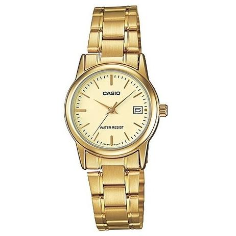c70e98f0228 Relógio Casio Feminino LTP-V002G-9AUDF