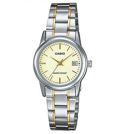 26f3660ac52 Relógio Casio Feminino LTP-V002SG-9AUDF - Relógio Feminino ...