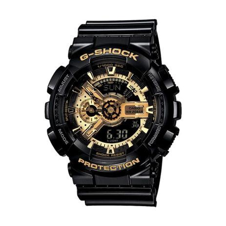 1ccd9f3a4f4 Relógio Casio G-Shock Anadigi GA-110GB-1ADR - Relógio Masculino ...