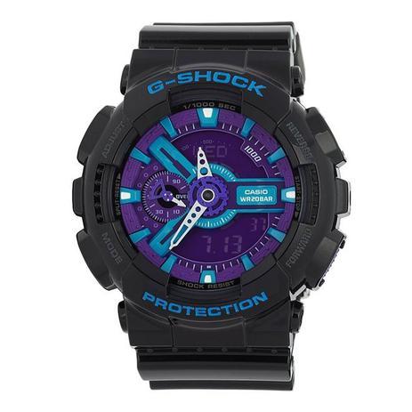 813207b0a4b Relógio Casio G-Shock Anadigi Masculino GA-110HC-1A - Relógio ...