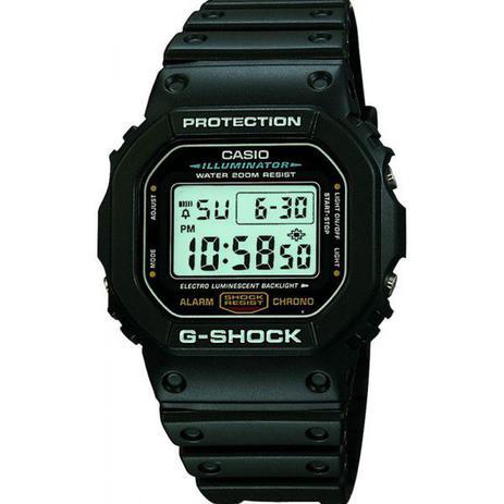Imagem de Relógio Casio G Shock Digital Masculino DW-5600E-1VDF