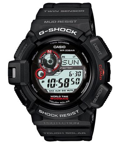 a8144dc135d Relógio Casio G-Shock Mudman Masculino G-9300-1DR - Relógio ...
