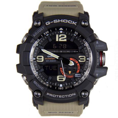3492354d53f Relógio Casio G-Shock Mudmaster Masculino Gg-1000-1a5dr - Relógio .